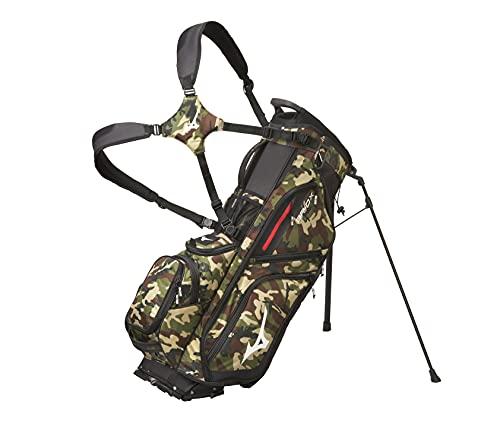 Mizuno BR-DX 14-Way Hybrid Stand Bag,...