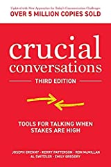 Crucial Conversations, Third Edition Kindle Edition