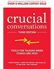 Crucial Conversations: Tools for Talking When Stakes are High, Third Edition (English Edition)