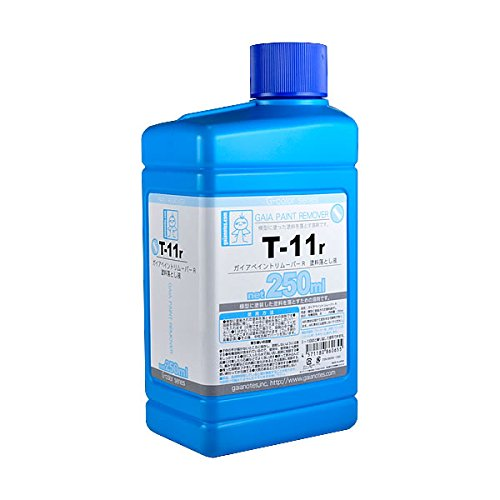 ガイアノーツ T-11r newペイントリムーバーR 250ml ホビー用溶剤 86065