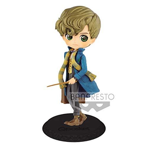 Figura QPOSKET Harry Potter Newt * Perla...