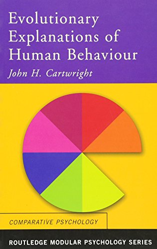Evolutionary Explanations of Human Behaviour (Routledge Modular Psychology)