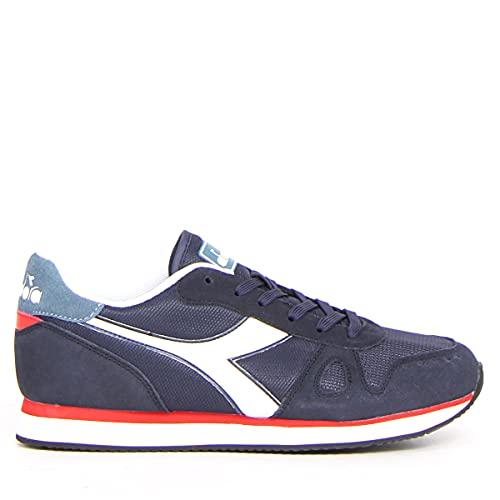 Diadora - Zapatillas deportivas B. ELITE para hombre y mujer, Azul, 44.5 EU
