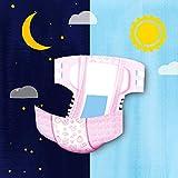 LittleForBig Gedruckten Erwachsenen Slip Windeln 2 Stück – Kindergarten Rosal - 9