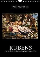 Peter Paul Rubens - Rubens (Wandkalender 2022 DIN A4 hoch): Meisterwerke von Rubens (Monatskalender, 14 Seiten )