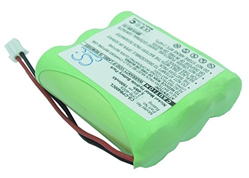 Akku kompatibel für Siemens 240, 242, SC240, SC242 3,6V 1,5Ah - Akku 1.500 mAh 3,6 V