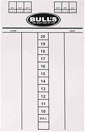 Budget Whiteboard 45x30 cm Scoreboard