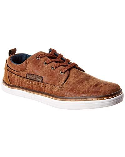 Ben Sherman Mens Brahma Oxford Tan Fashion Sneaker Size 10.5
