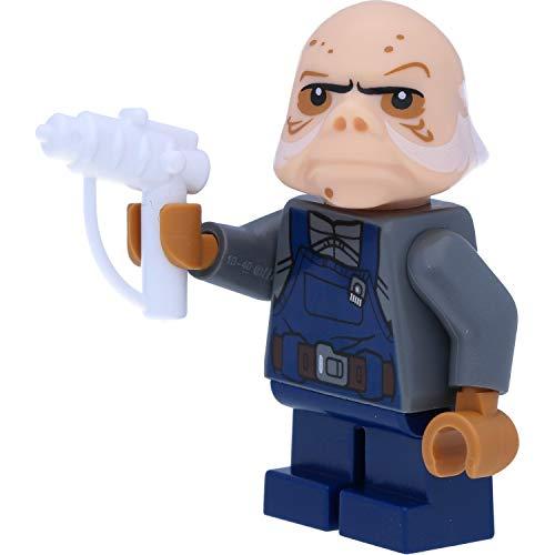 LEGO Star Wars Minifigur: Ugnaught (Spezies vom Planeten Gentes) mit Blaster