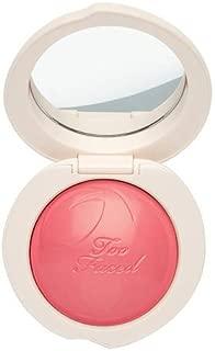 TOO FACED Peach My Cheeks Melting Powder Blush – Peaches and Cream Collection - So Peachy - peachy pink