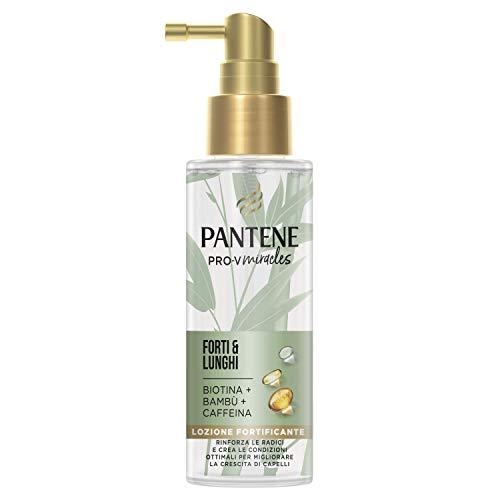 Pantene Pro-V Miracles Trattamento per Radici con Caffeina, Bambù e Biotina, 100ml