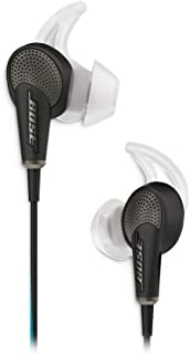 Bose 718840-0010 QuietComfort 20 Acoustic Noise Cancelling Headphones, Samsung and Android Devices, Black (Renewed)