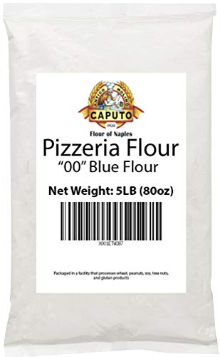Antimo Caputo Pizzeria Flour for Authentic Pizza Dough, 80 Ounce