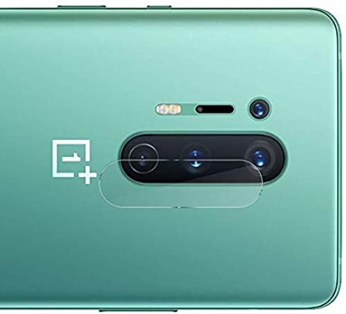 Spark Camera Protection With Free Temper Glass And Earphone for OnePlus 8 Pro Back Camera Lens Protector Flexible Nano Tempered Glass Guard Protection