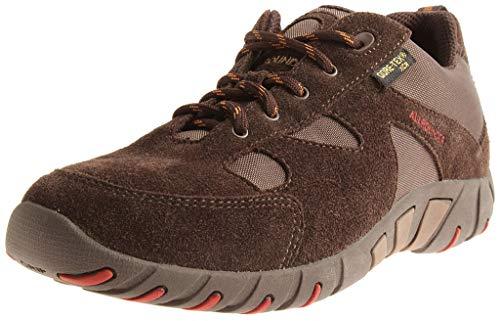 Allrounder Trekkingschuhe Stratos (Farbe: Dunkelbraun, Schuhgröße: 37.5) Farbe Dunkelbraun, Schuhgröße 37.5