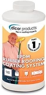 Dicor RPCRPQ EPDM Roof Cleaner/Activator - 1 Quart Quantity 2