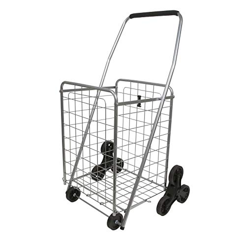Helping Hand FQ39905 Stair Climber Folding Cart with...