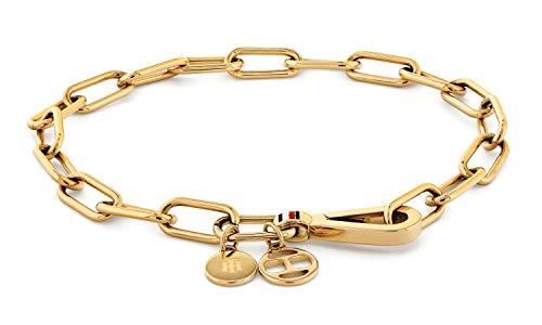 Tommy Hilfiger pulsera Mujer chapado en oro No - 2780335