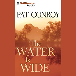 The Water Is Wide audiobook cover art