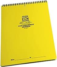 Rite in the Rain Calf Treatment Record Notebook