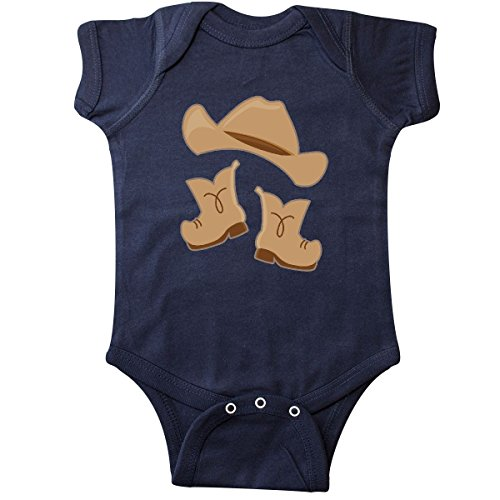 Newborn Kids Boy Western Boots
