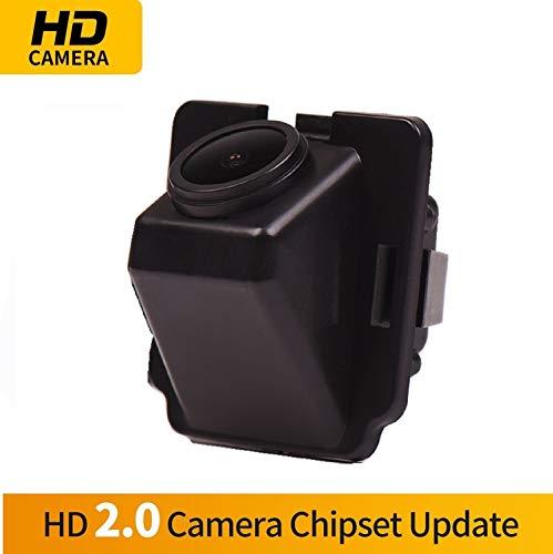 Bester der welt HD wasserdichte Rückfahrkamera auf Nummernschild, Einparkhilfe-Kamera, Nachtsichtkamera, Parkplatz…