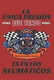 La única presión que tengo es en los neumáticos: Diario de...