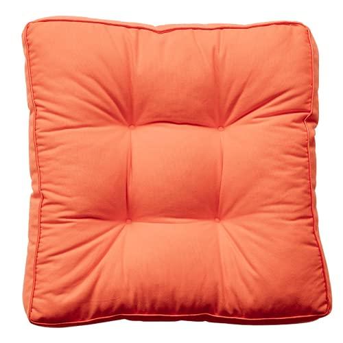 JDHANNE - Cuscino per studenti, in tela di cotone, per ufficio, sedentario, per studenti, antiscivolo, per sedia da pranzo