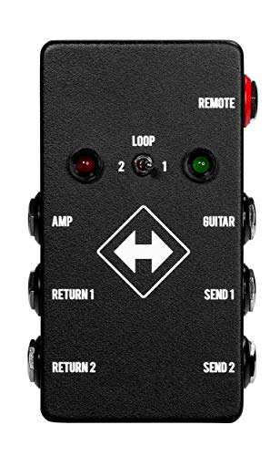 JHS Switchback Utility Box Guitar Pedal