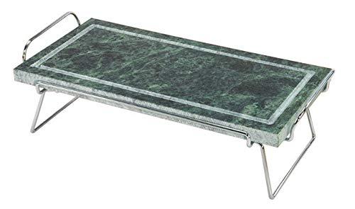 Ilsa - Piedra de aceitar, rectangular, 19 x 37 cm, multicolor, talla única