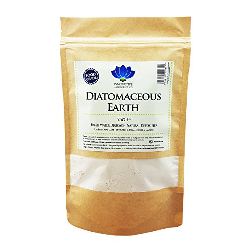 Diatomaceous Earth - Pure Food Grade (75g)