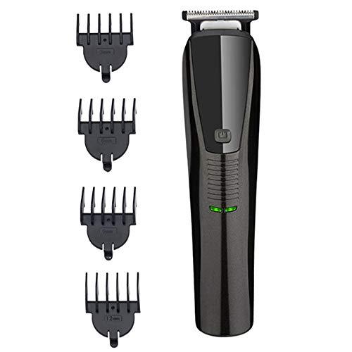 Tondeuse, 3-In-1 Oplaadbare Elektrische Tondeuse Kit Waterproof Draadloze Draadloze Hair Nose Ear Shaver Trimmer Tool Sale