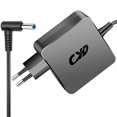 CYD 65W 19.5V 3.33A Netzteil-Tragbare-Ladegerät für HP-Ladekabel-Laptop 15-BA009DX 15-bs212wm Pavilion 15T Touch Elitebook 840 G4 840 G5 Stream 14-cb020nr PowerFast-AC-Adapter