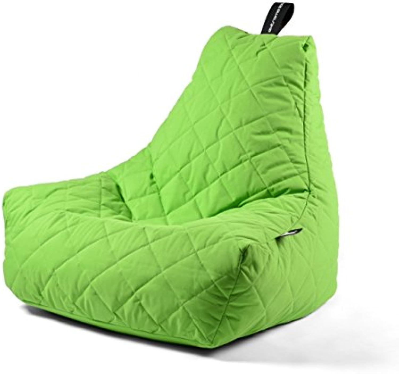 Einfach mal zurück lehnen und entspannen - dass bietet Ihnen der stylische Sitzsack B-bag mit der ausgefallenen Form, der sich jeder Krperform anpasst. Der Sitz- und Liegesack ist für den Indoor-, sowie Outdoorbereich geeignet, sodass Sie diesen überall m