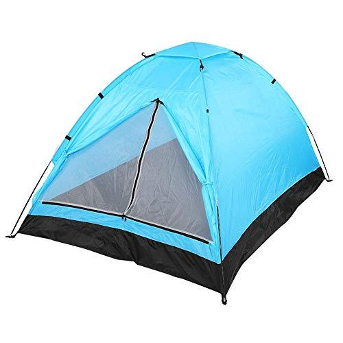 Tende Anti UV Automatica Portatile, Tenda da Campeggio 2 Posti Impermeabili Ultraleggera con Borsa per per Viaggi di Coppia Campeggio