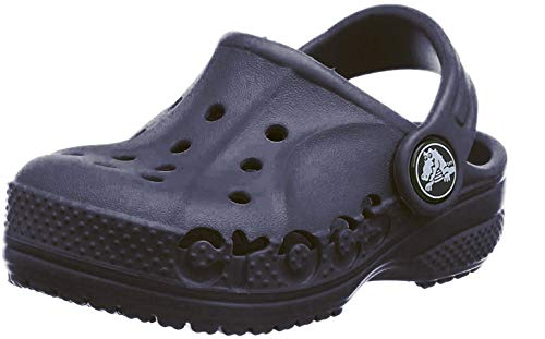 Crocs Unisex-Kinder Baya K Clogs, Navy, 27/28 EU