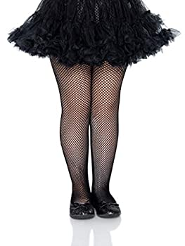 Leg Avenue Children s Fishnet Tight Hosiery X-Large Black