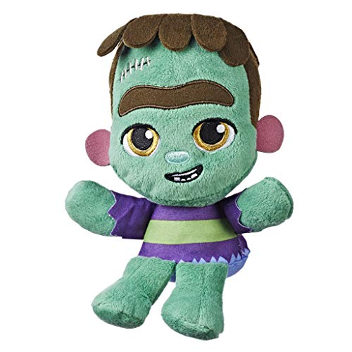 Netflix Super Monsters Frankie Mash Plush Toy Ages 3 and Up