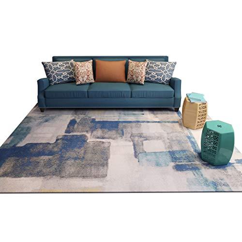 Why Should You Buy CarPet Stripe Living Room Bedroom Full Bed Bed Blanket - Hand Washable (80CM×160...