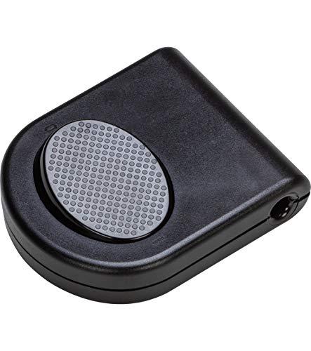 Fußschalter, 3-pol (2), 250V, 3A, Schnur-Schalter mit Schraubkontakten für 2- und 3-adrige Lampenkabel, Mit Erdungsanschluss, mit Interne Zugentlastung