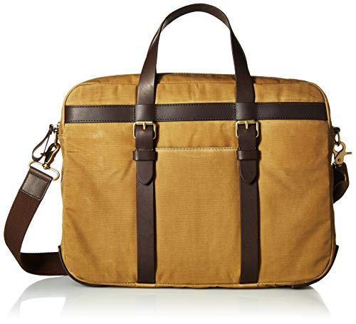 Fossil Men's Haskell Ew Utility Brief, Brown, One Size