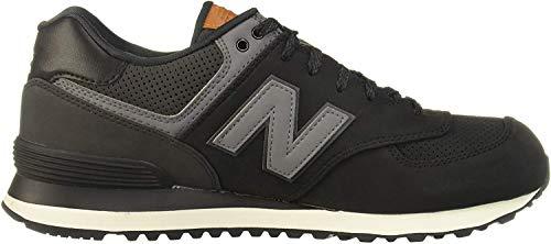 New Balance ML574 D (13H) 313791-60 Baskets pour homme - - Noir 001, 36 EU