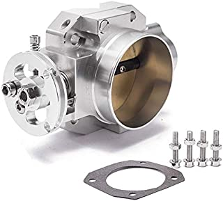 Semoic Aluminum Silver Intake Manifold 70Mm Throttle Body for B16 B18 D16 F22 B20 D/B/H/F EG EK H22 EP-TB70B16