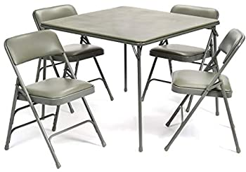 Best card table with chairs Reviews