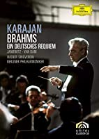 Karajan Brahms Ein Deutsches Requiem [DVD] [Import]