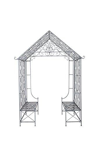 HTI-Line Pavillon Valentine Garden Sitzgelegenheit