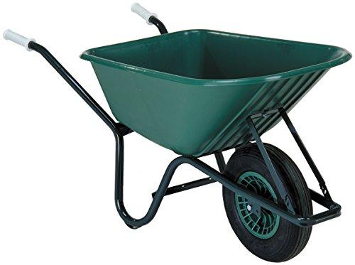 Altrad Steekwagen, polypropyleen, groen, 100 l