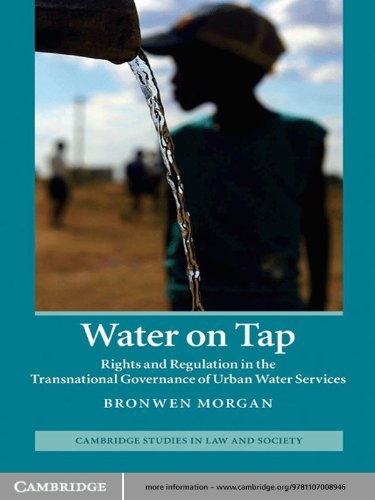 Water on Tap (Cambridge Studies in Law and Society) (English Edition) PDF Books