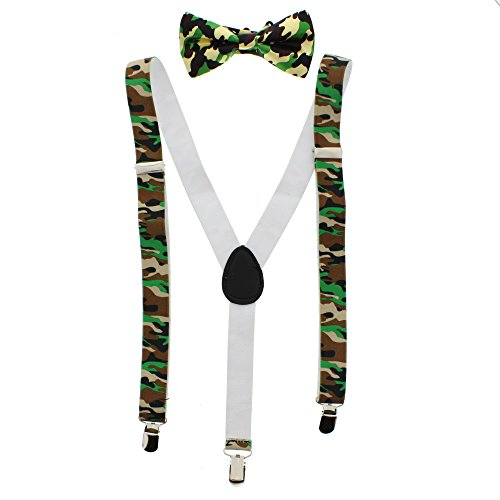 Zac's Alter Ego® - Nœud papillon - Homme Vert Green Taille unique