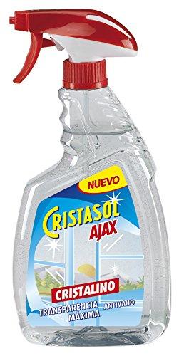 Cristasol Ajax - Cristasol Cristalino Pistola, 750 ml